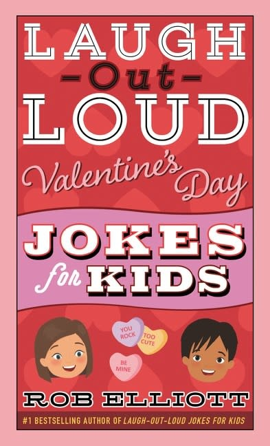 HarperCollins Laugh-Out-Loud Valentine's Day Jokes for Kids