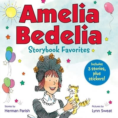 Greenwillow Books Classic Amelia Bedelia Storybook Favorites #2