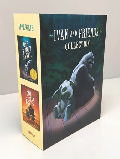 HarperCollins Ivan & Friends 2-Book Collection