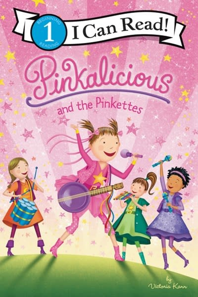 HarperCollins Pinkalicious and the Pinkettes