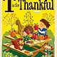 Gibbs Smith T Is for Thankful