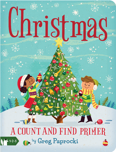 Gibbs Smith Christmas: A Count and Find Primer