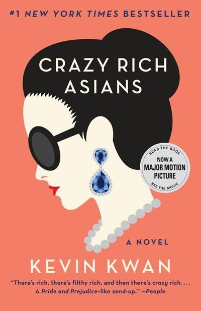 Anchor Crazy Rich Asians #1