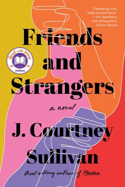 Knopf Friends and Strangers
