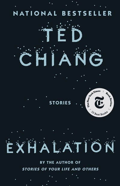 Vintage Exhalation: A Collection of Short Stories