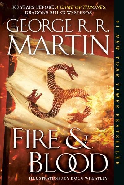 Bantam Fire & Blood