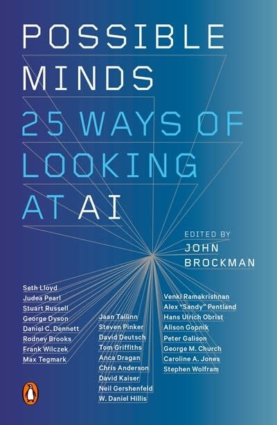 Penguin Books Possible Minds: 25 Ways of Looking at AI