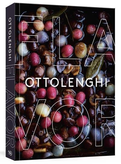 Ten Speed Press Ottolenghi Flavor: A Cookbook