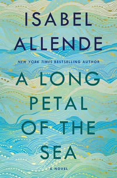 Ballantine Books A Long Petal of the Sea