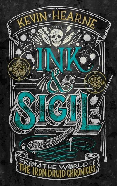 Del Rey Ink & Sigil
