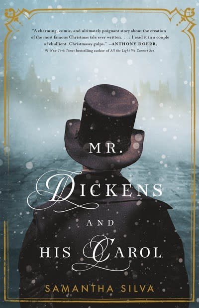 Flatiron Books Mr. Dickens and His Carol