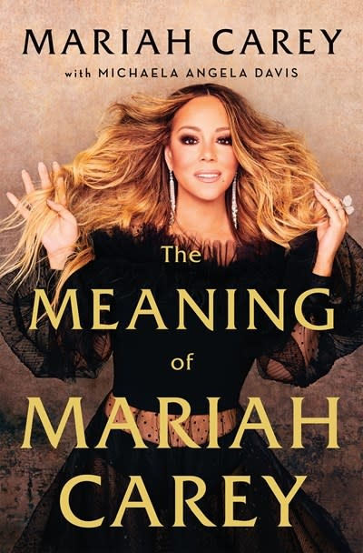 Andy Cohen Books The Meaning of Mariah Carey