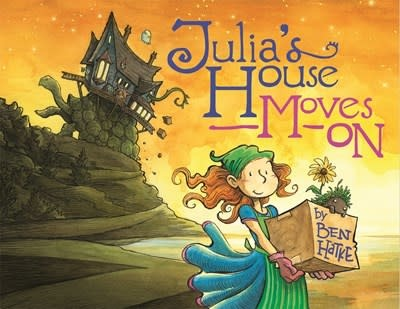 First Second Julia's House Moves On
