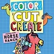 Odd Dot Color, Cut, Create Play Sets: Horse Ranch