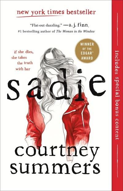 Wednesday Books Sadie