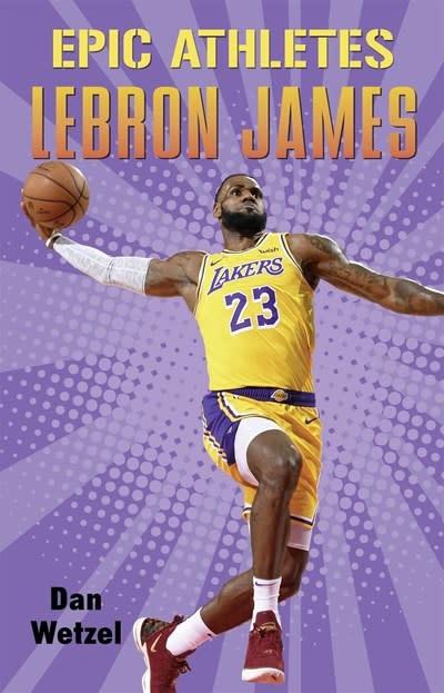 Square Fish Epic Athletes: LeBron James