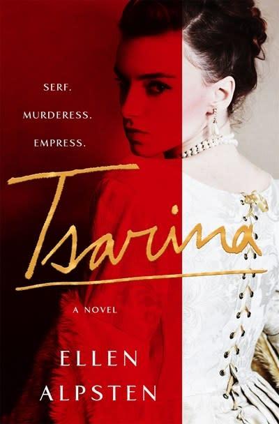 St. Martin's Press Tsarina: A Novel