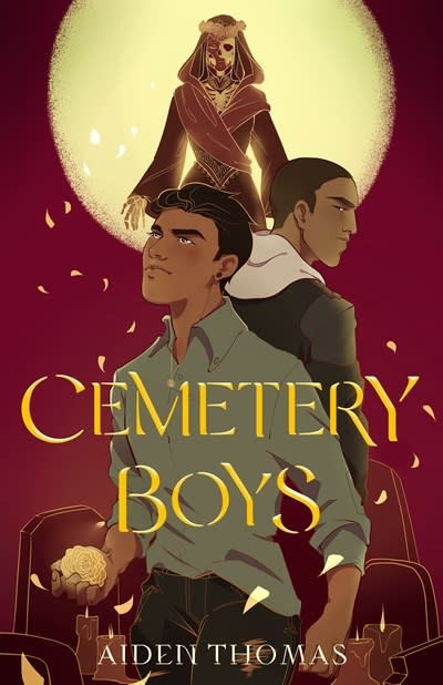 Swoon Reads Cemetery Boys