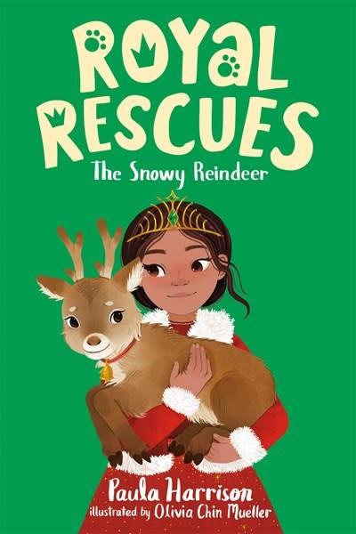 Feiwel & Friends Royal Rescues #3: The Snowy Reindeer