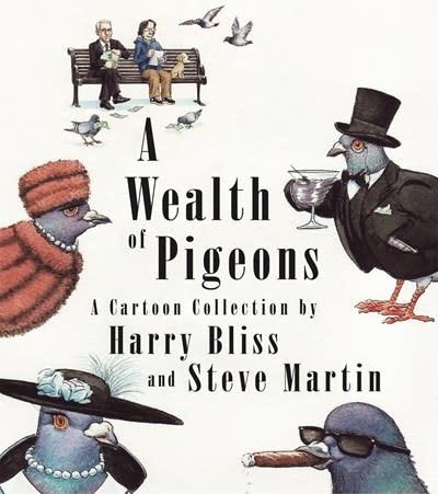 Celadon Books A Wealth of Pigeons