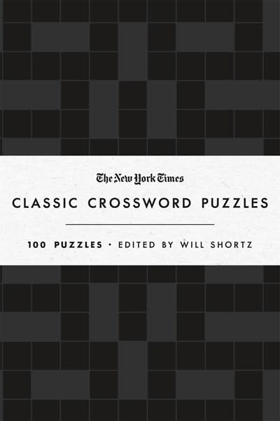 St. Martin's Griffin The New York Times Classic Crossword Puzzles