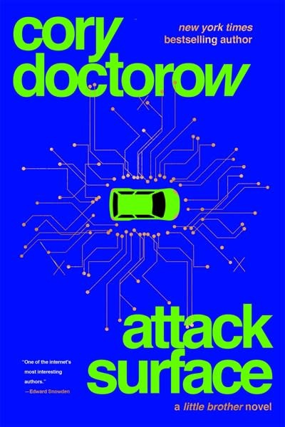 Tor Books Attack Surface