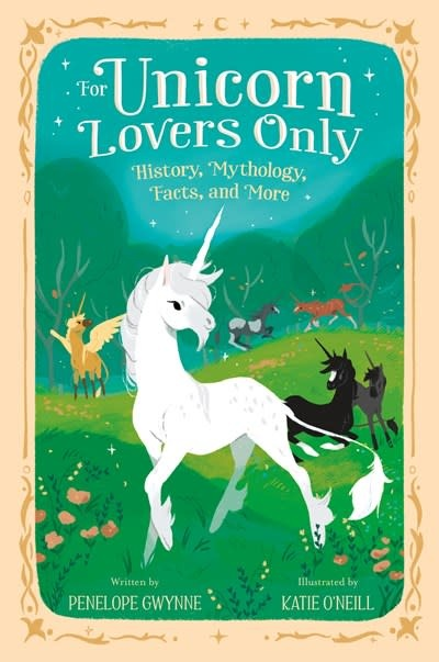 Feiwel & Friends For Unicorn Lovers Only