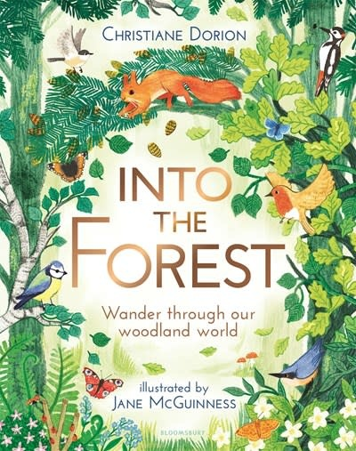 Bloomsbury Children's Books Into The Forest