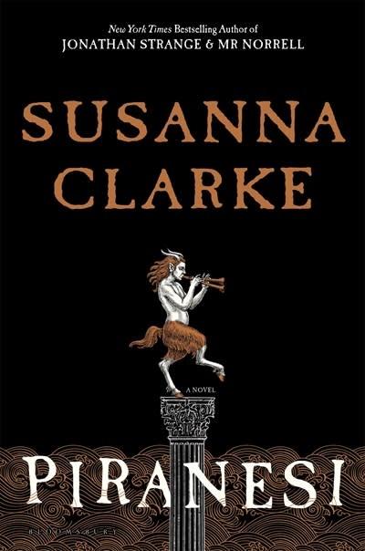 Bloomsbury Publishing Piranesi