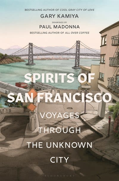 Bloomsbury Publishing Spirits of San Francisco