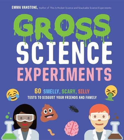 Page Street Publishing Gross Science Experiments