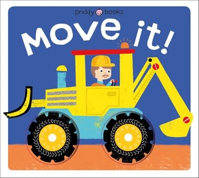 Priddy Books US Pivot Book: Move It!