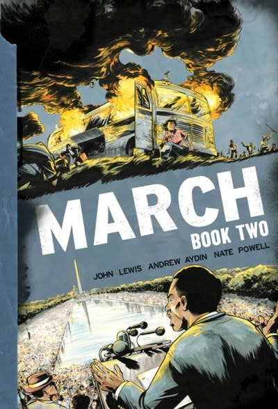March 02 Book Two (Graphic Novel)