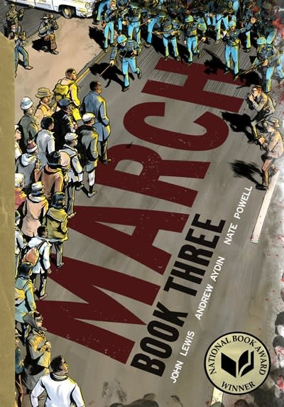 March 03 Book Three (Graphic Novel)
