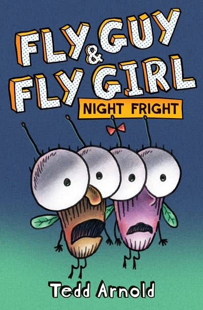 Cartwheel Books Fly Guy and Fly Girl: Night Fright