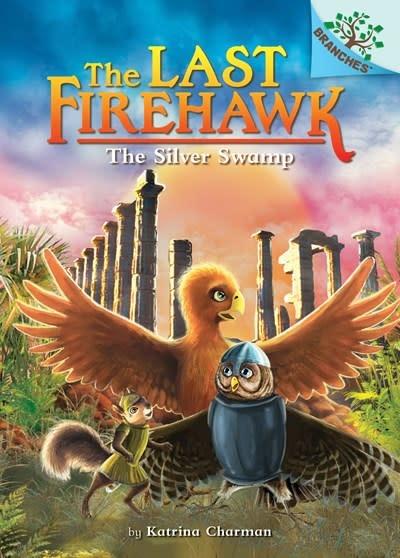 Scholastic Inc. Last Firehawk 09 The Golden Temple