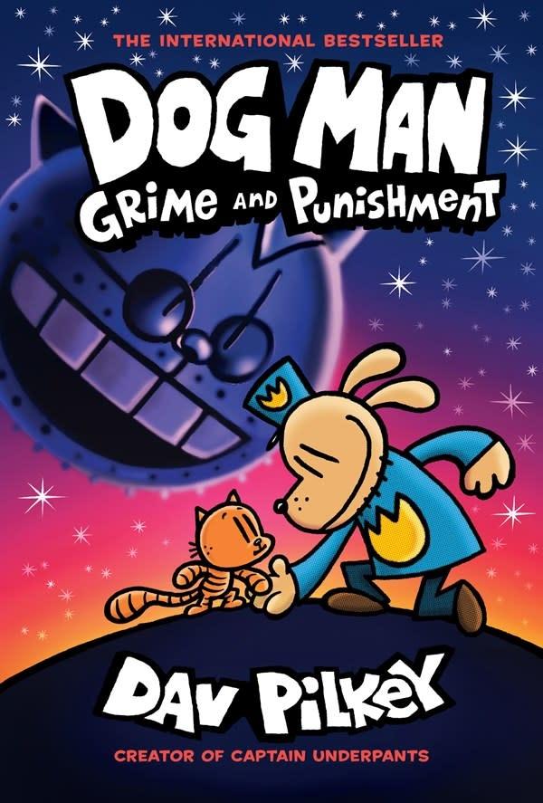 Graphix Dog Man 09 Grime and Punishment