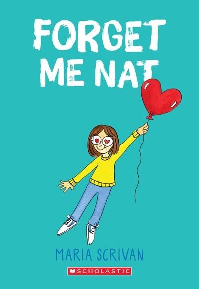 Graphix Forget Me Nat (Nat Enough #2)