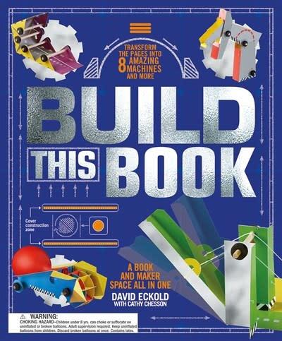 Scholastic Nonfiction Build This Book
