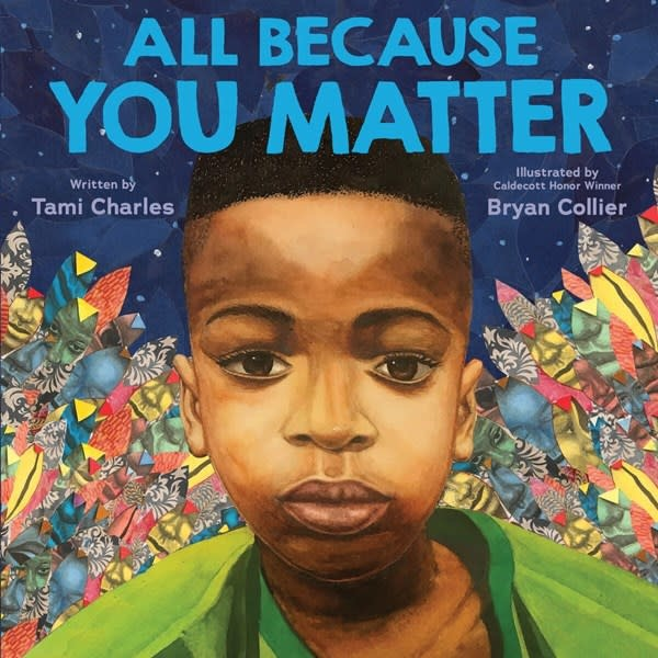 Orchard Books All Because You Matter