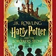 Scholastic Inc. Harry Potter and the Sorcerer's Stone: MinaLima Edition (Harry Potter, Book 1)