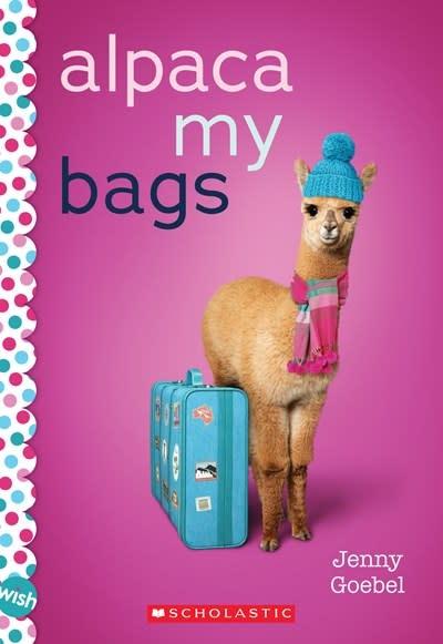 Scholastic Inc. Alpaca My Bags