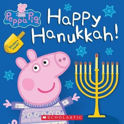Scholastic Inc. Happy Hanukkah! (Peppa Pig)