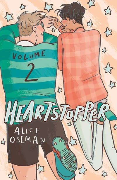 Graphix Heartstopper: Volume 2