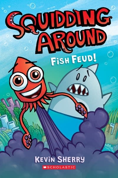 Graphix Fish Feud! (Squidding Around #1)