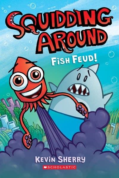 Graphix Squidding Around 01 Fish Feud!