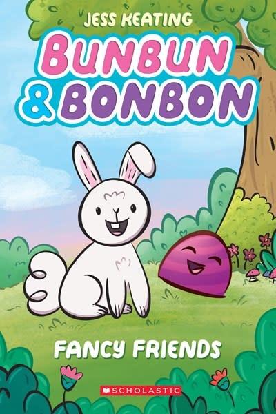 Graphix Bunbun & Bonbon: Fancy Friends