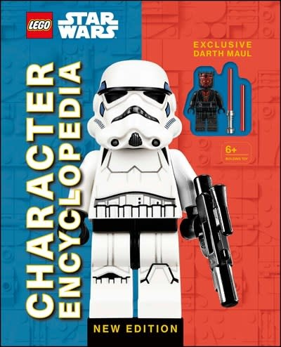 DK Children LEGO Star Wars Character Encyclopedia, New Edition