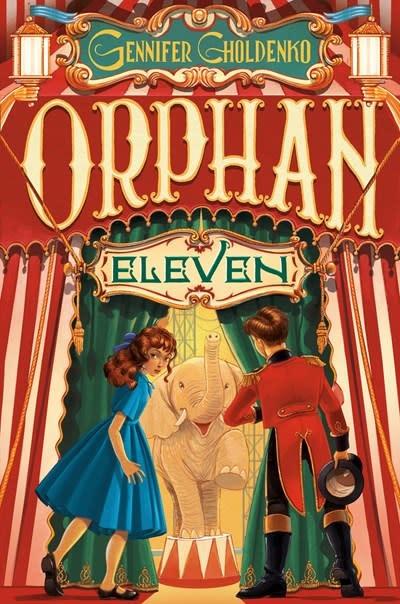 Wendy Lamb Books Orphan Eleven