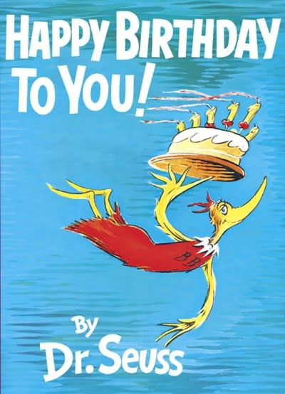Random House Books for Young Readers Happy Birthday to You!